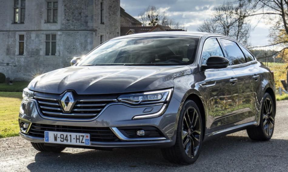 Renault Talisman ahora cuenta con nuevas motorizaciones