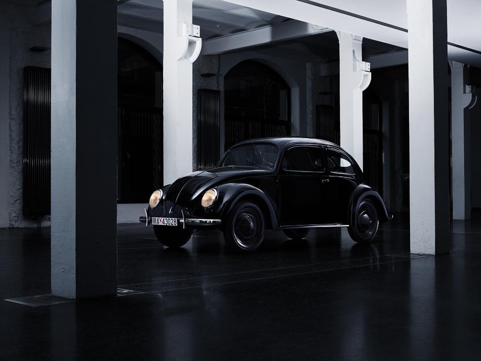 El escarabajo VW 39, un auténtico Porsche