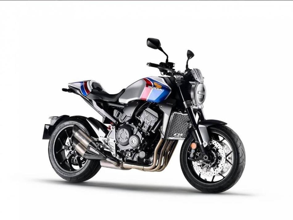 Nueva Honda CB1000R Special Edition