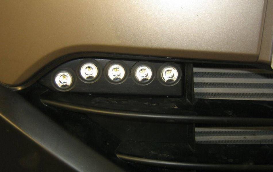 Luces de conducción diurna, uso y ventajas