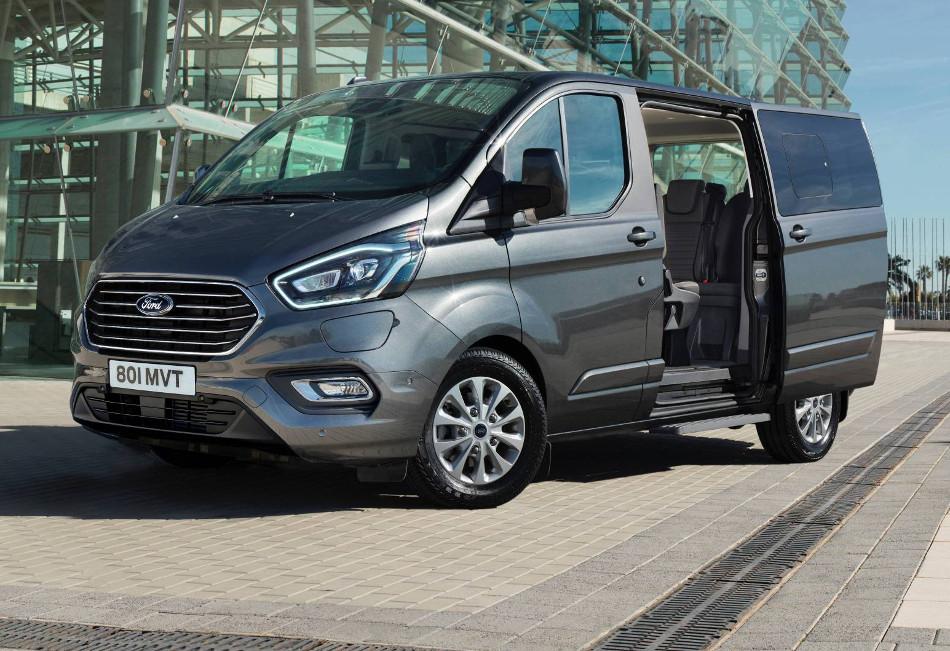 Ford presenta una Tourneo 2019 que estrena tecnología
