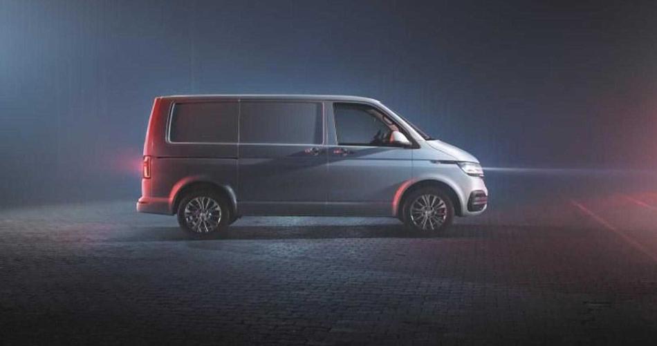 Nuevo Volkswagen Transporter T6.1