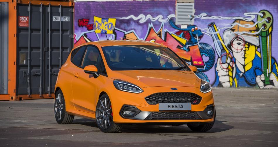 Ford lanza el Fiesta ST Performance para Reino Unido