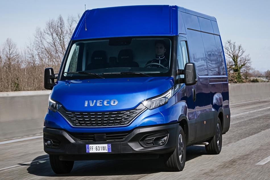 La gama Iveco Daily se actualiza para este 2019