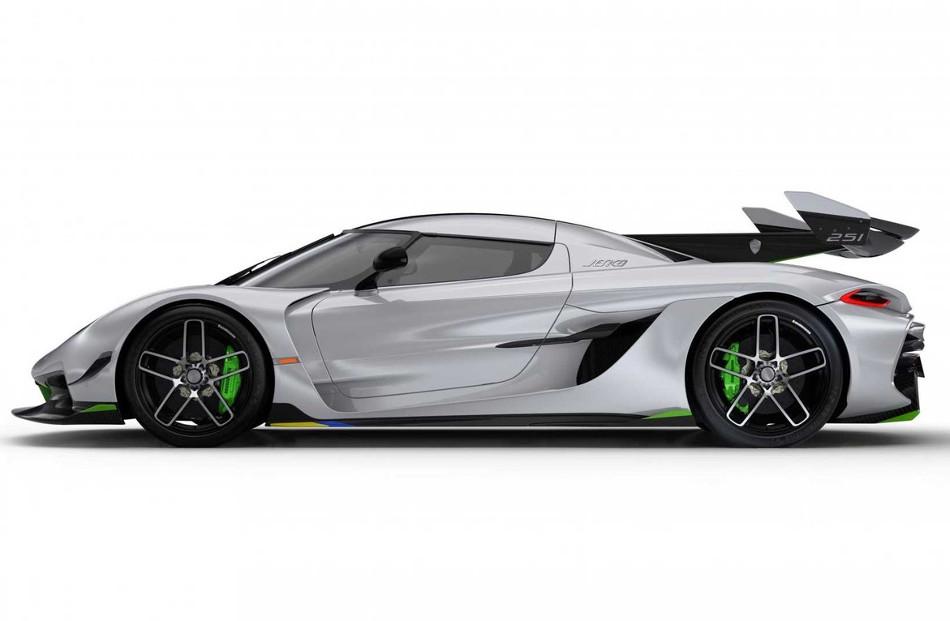 Koenigsegg presenta el Jesko 2020