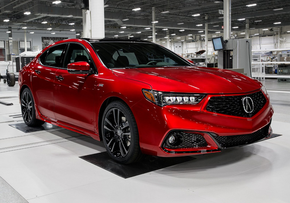 Acura TLX PMC Edition by NSX Master Techs