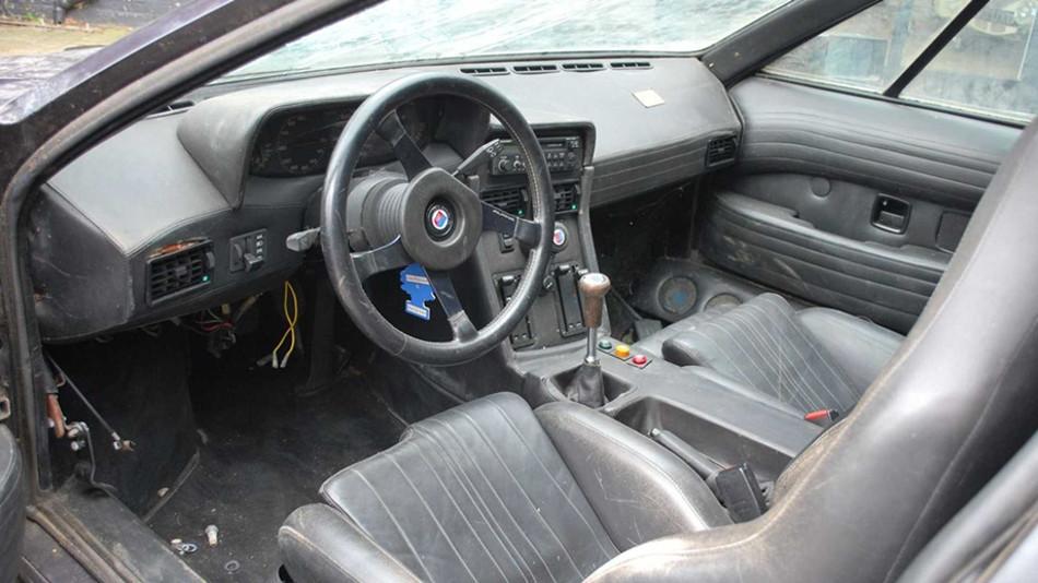 A subasta un histórico BMW M1 1979