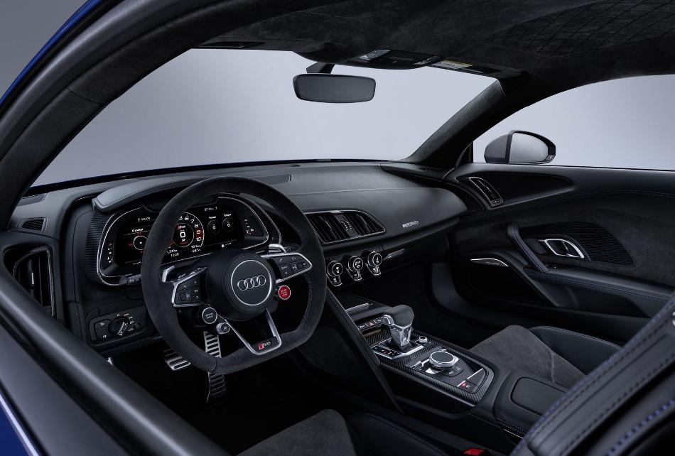 Audi presenta un renovado R8 2020