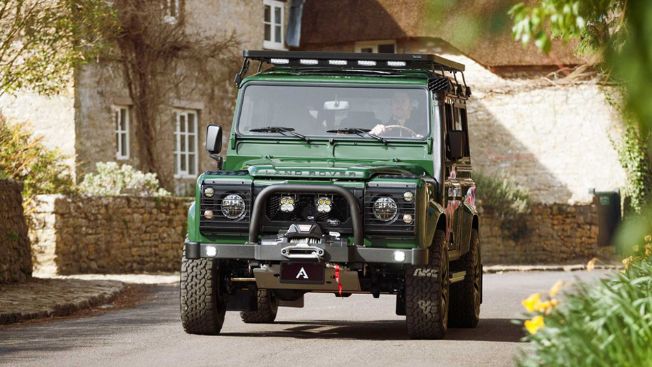 Sorprendente Land Rover Defender by Arkonik Defenders