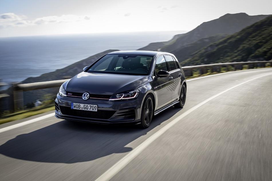 Nuevo Volkswagen Golf GTI TCR 2019