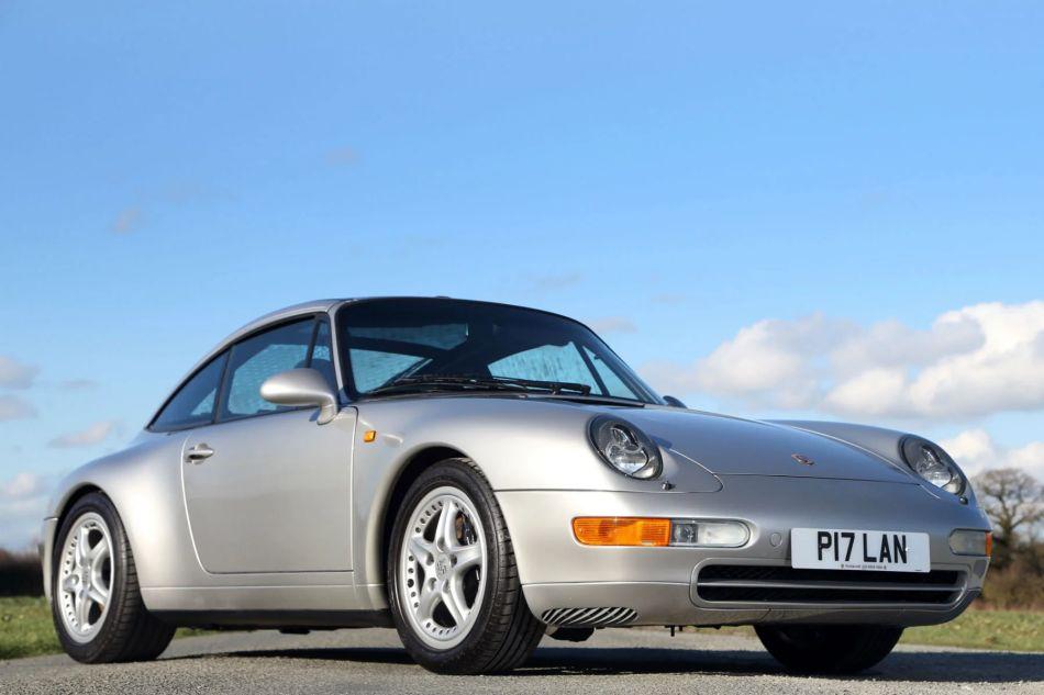 La historia detrás del Porsche 993, Primera Parte