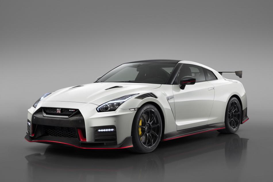 Nissan trae a Nueva York el nuevo GT-R Nismo 2020
