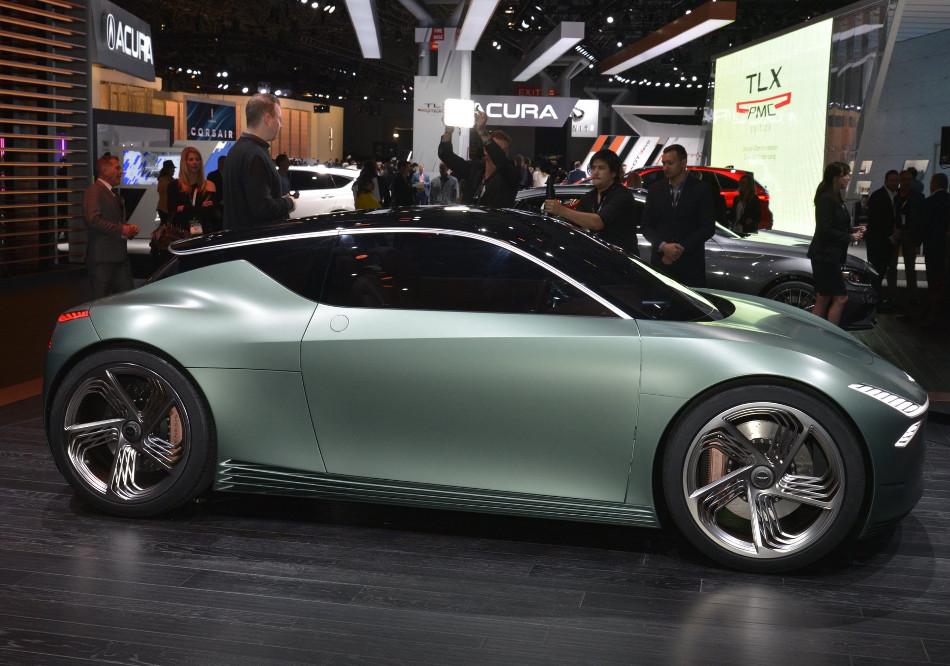 Genesis presentó el Mini Concept
