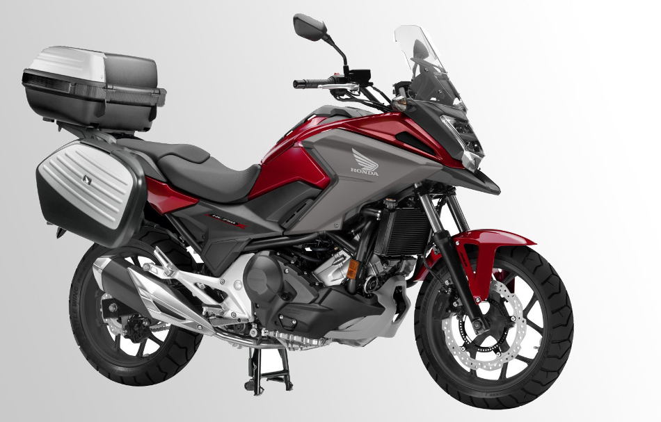 Nueva Honda NC750X Travel Edition 2019