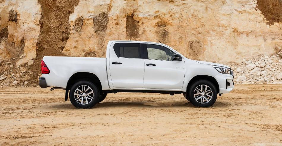 Toyota anuncia nueva Hilux Special Edition 2019