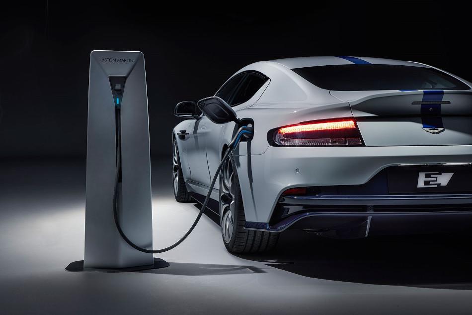 Nuevo Aston Martin Rapide E eléctrico