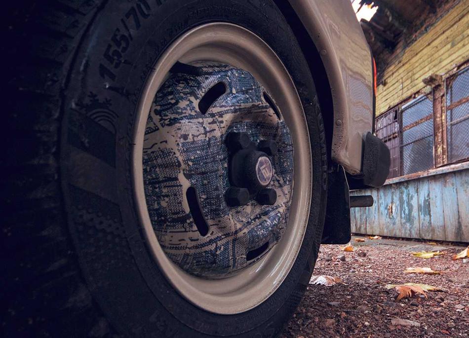 Trabant 601 actualizado por Vilner Garage