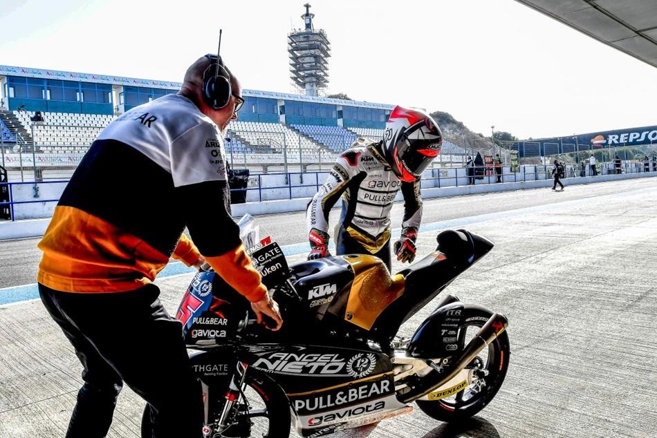 """Albert Arenas: """"Jerez es un circuito brutal para volver"""""""