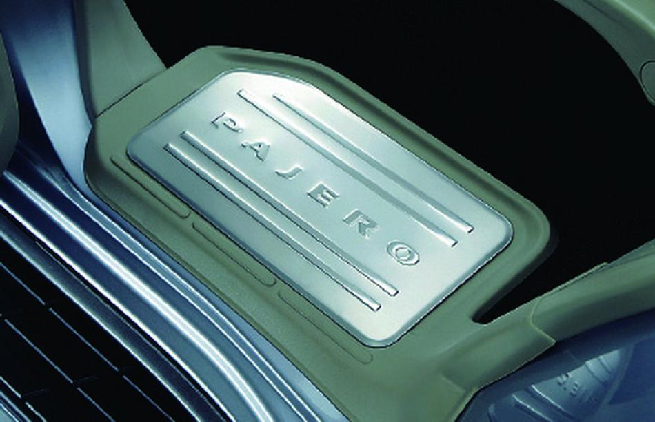 Mitsubishi anuncia Final Edition para el Pajero