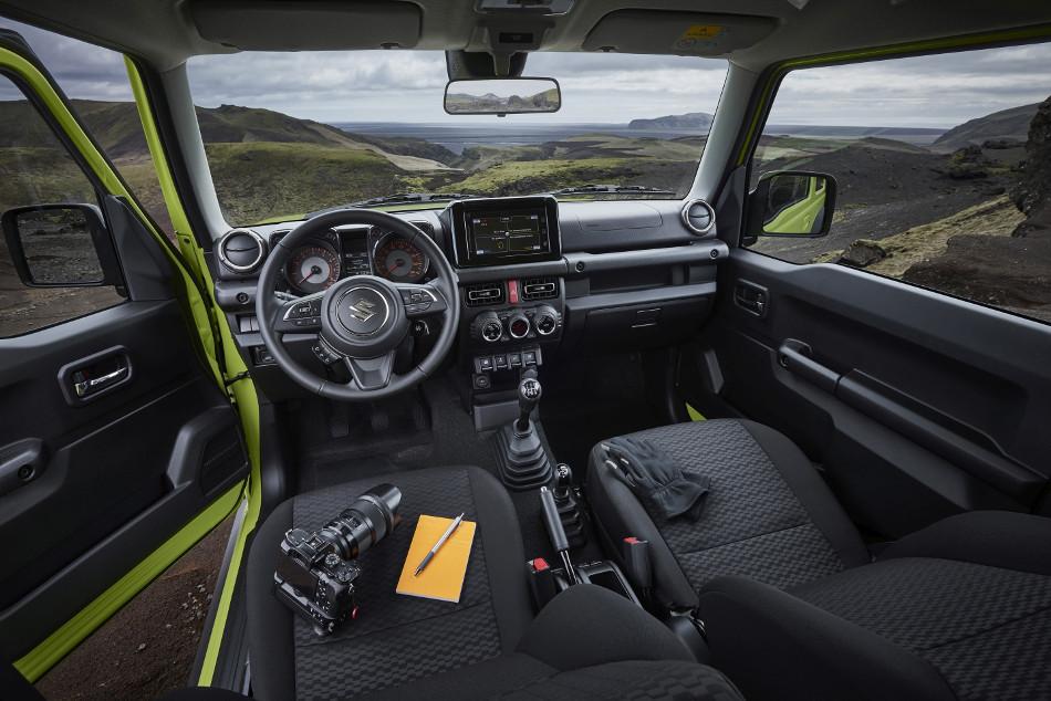 El Suzuki Jimny gana premio como Mejor Vehículo Urbano 2019