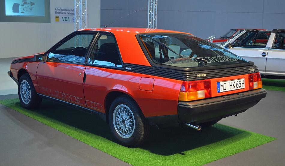Les presentamos la historia del ya clásico Renault Fuego