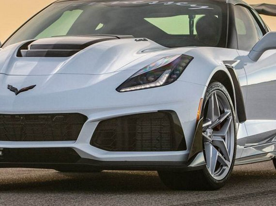 Corvette ZR1 by Hennessey's