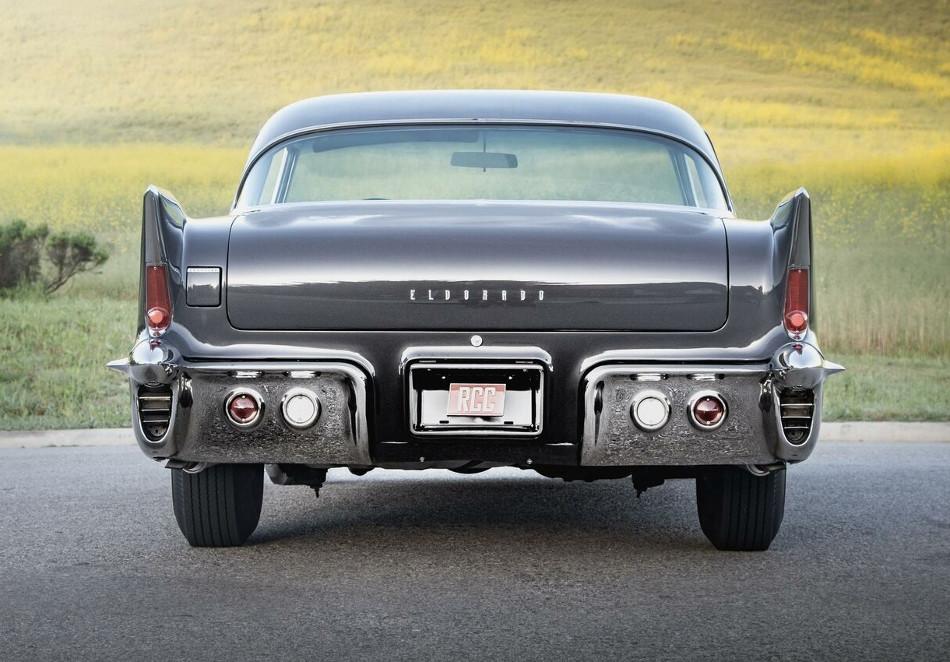 Cadillac ElDorado, un coche que dejó huella