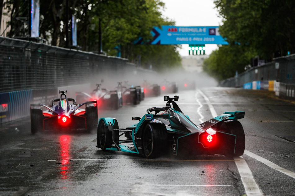 Eprix de París, incidencias