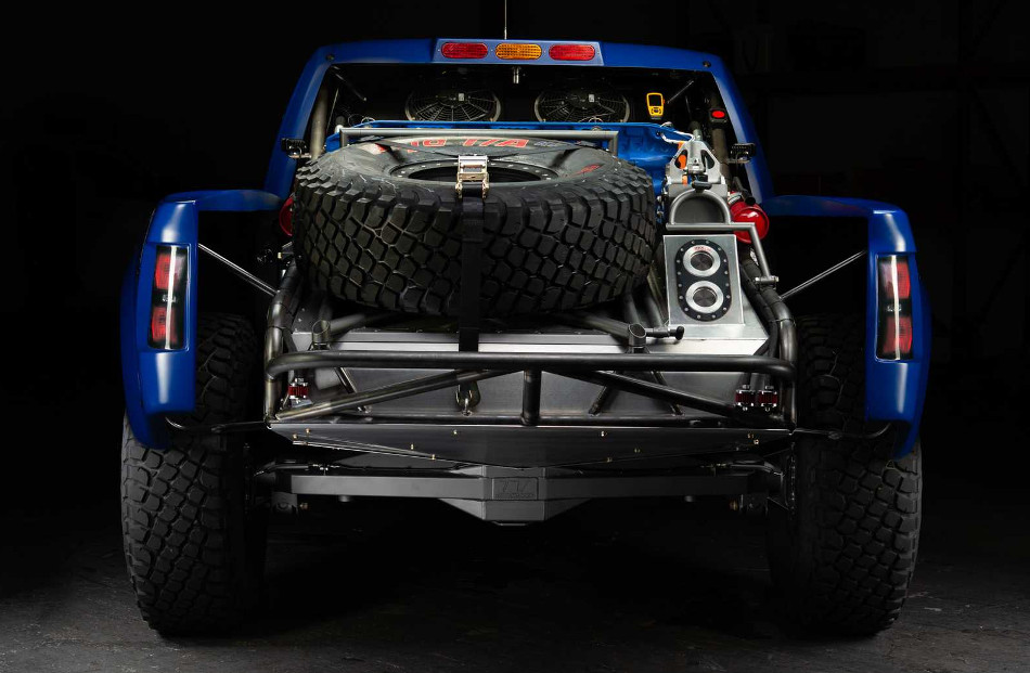 Ford F-150 Raptor Fastball propiedad de Bobby Patton