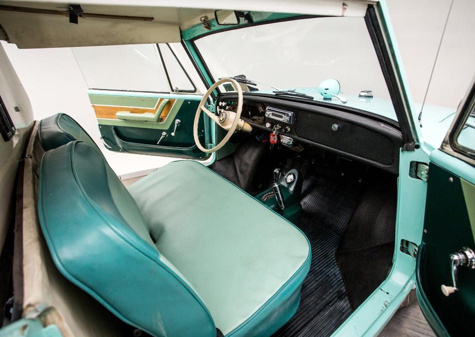 Será vendido un Amphicar 770