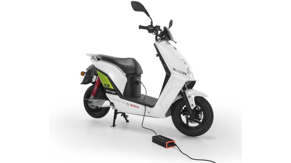 Nuevo scooter eléctrico Lifan E3