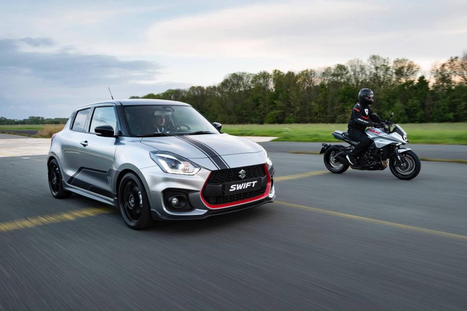 Nuevo Suzuki Swift Sport Katana