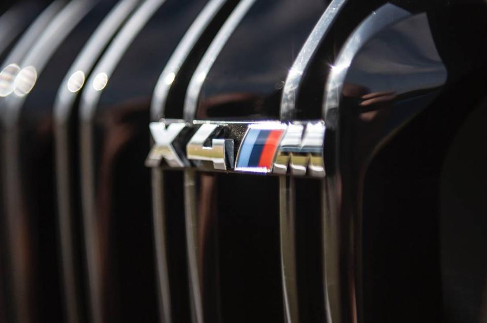 Un BMW X4 M Competition para el campeón de MotoGP