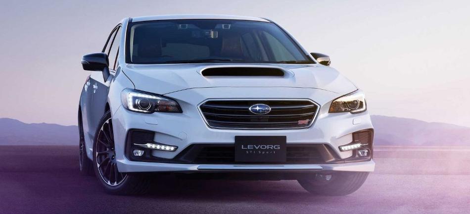 Subaru Levorg STI Sport, solo para Japón