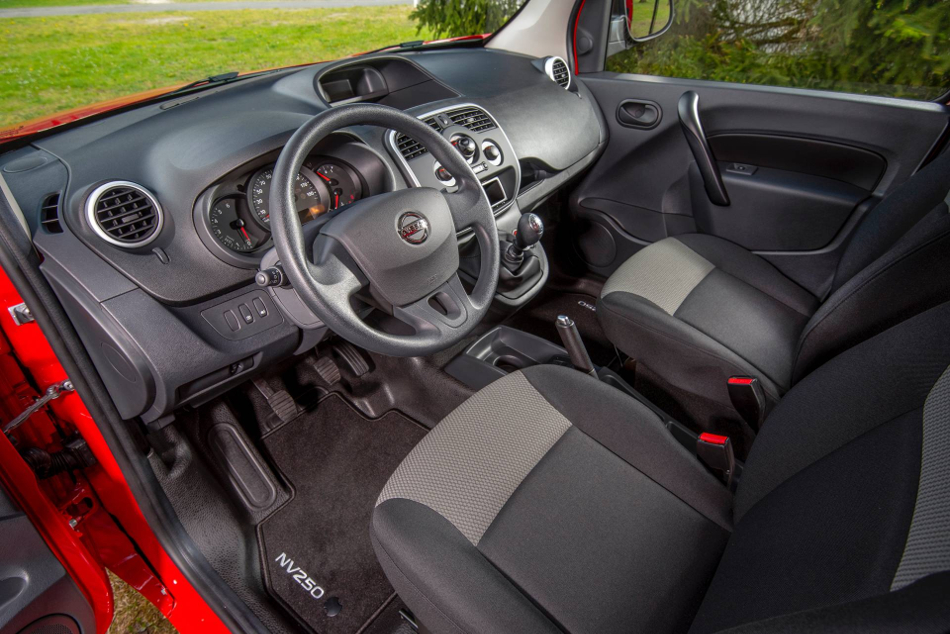 Nissan anuncia la NV250 para Europa