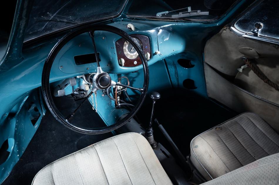 El histórico Porsche Type 64