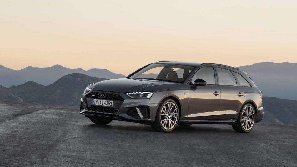 Audi renueva el A4 para 2020