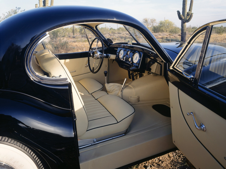 Historia del Jaguar XK 120, un hermoso clásico