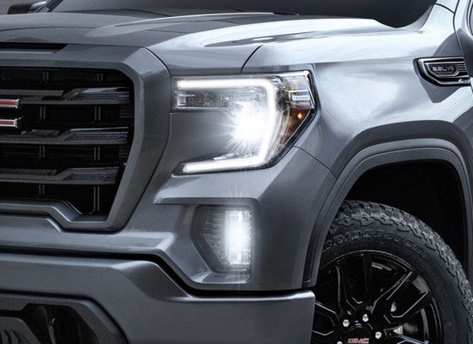 General Motor Company presentó el Sierra 1500 2020