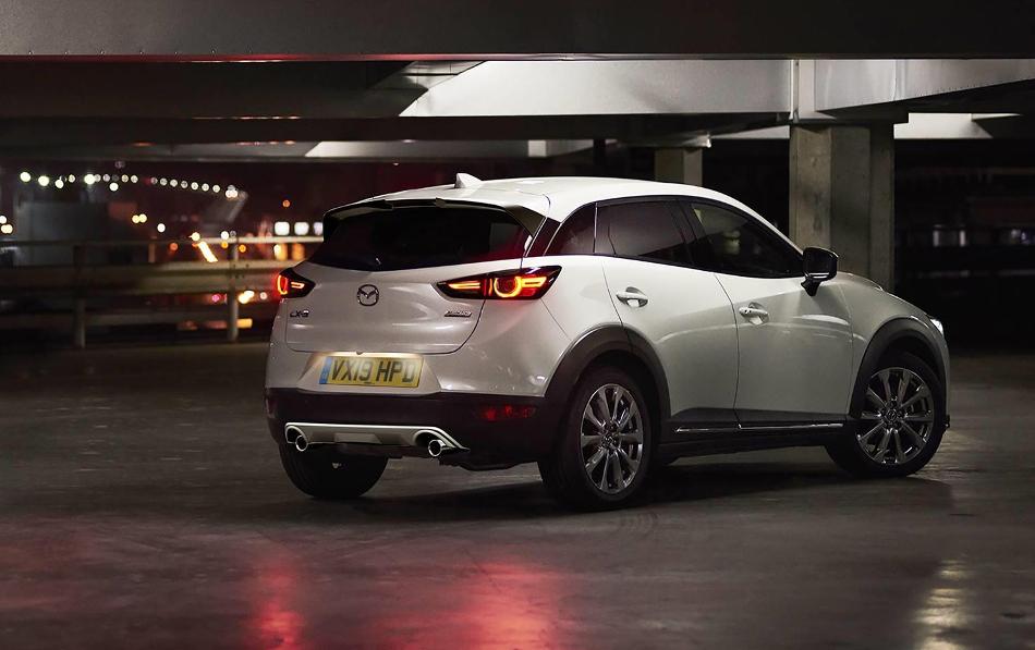 Mazda CX-3 GT Sport Nav + Spec para Reino Unido