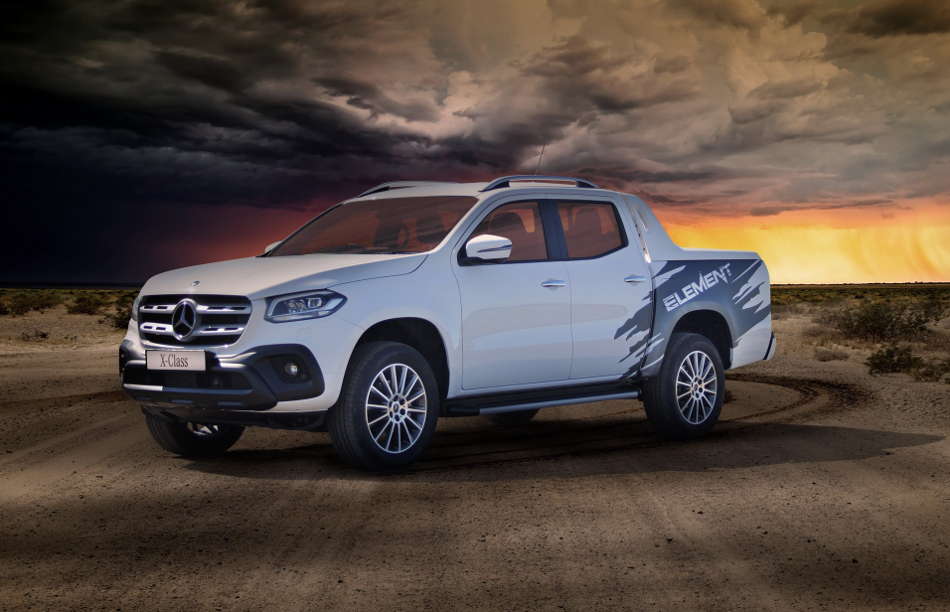 Mercedes-Benz X-Class Element Edition
