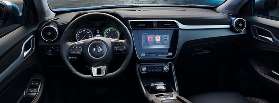 El nuevo eléctrico MG ZS EV por ahora será para el Reino Unido