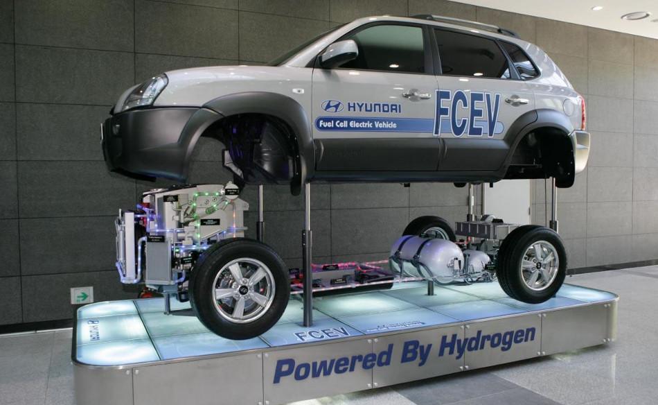 Coches de hidrógeno, función y ventajas