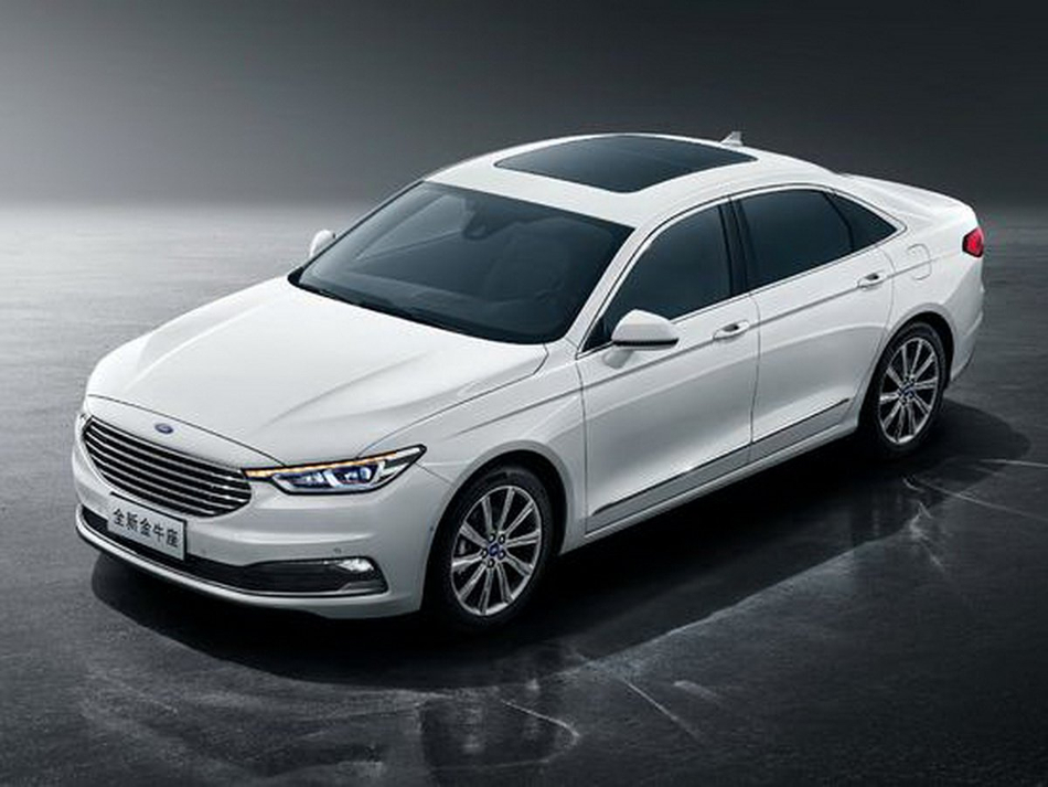 Ford Taurus 2020 solo para China