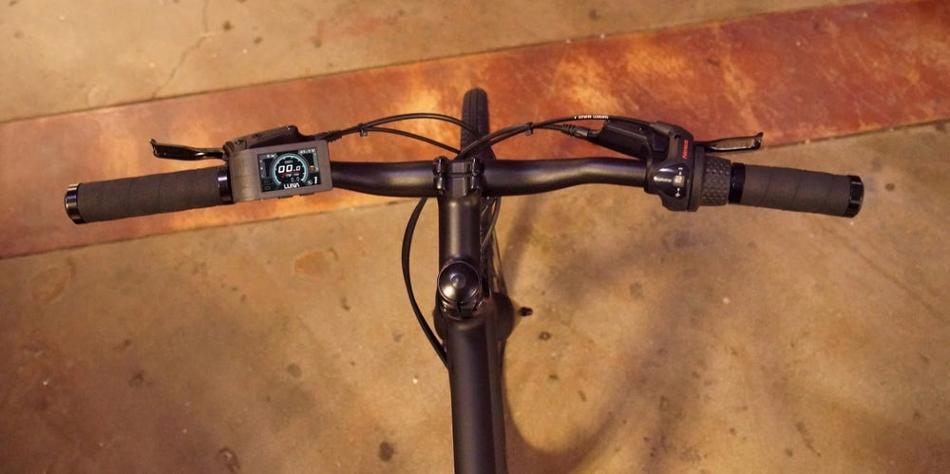 Descubre la nueva Luna Fixed e-bike