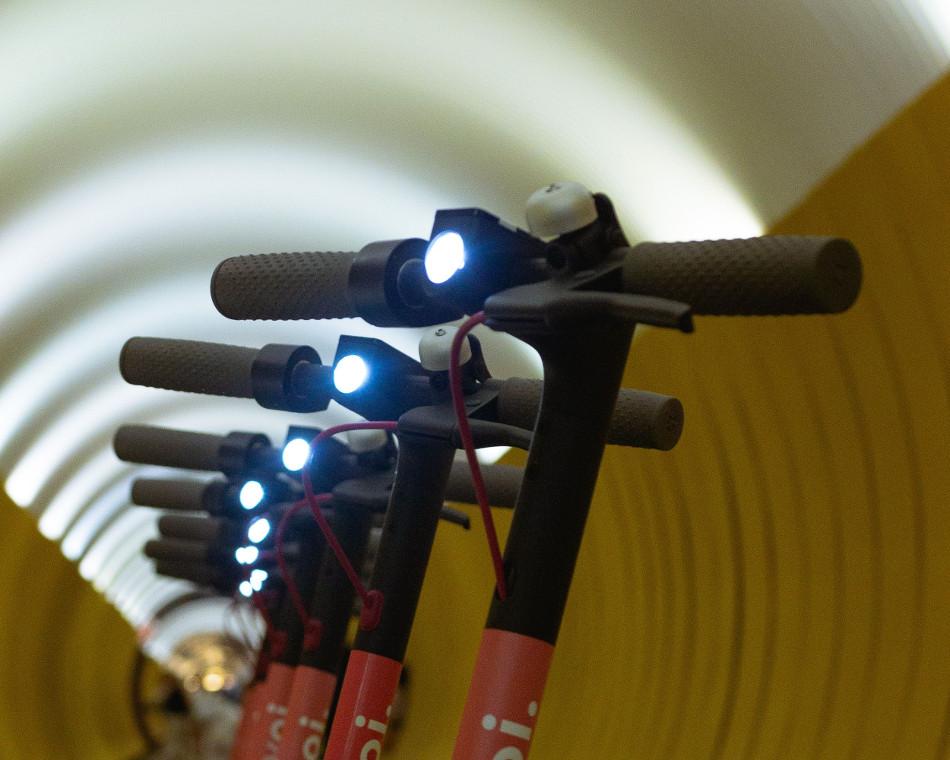 Estos son los nuevos Patinetes Eléctricos de VOI Technology