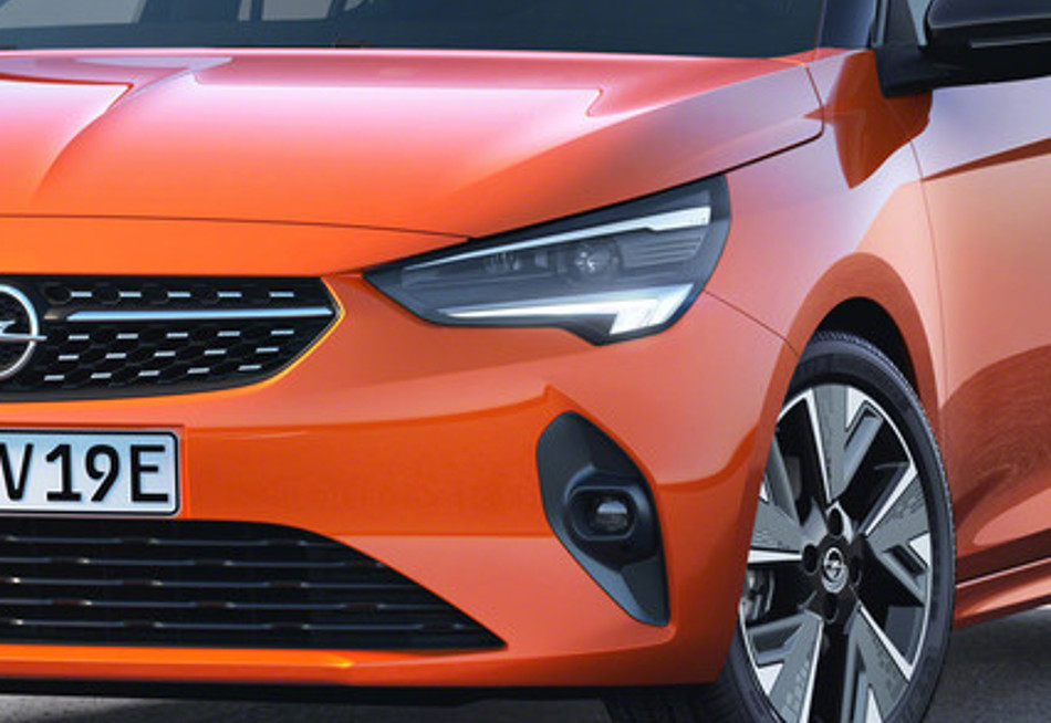 Nuevo Opel Corsa con motor eléctrico