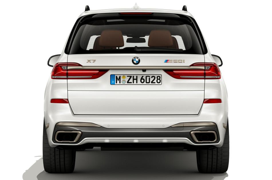 BMW X5 M50i y X7 M50i