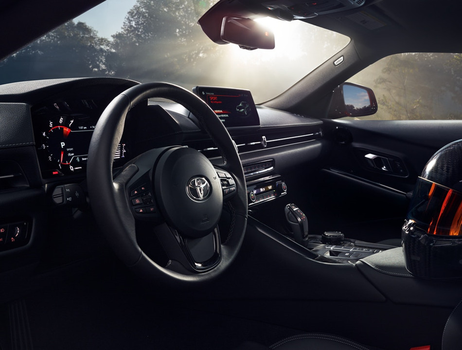 Te presentamos el nuevo Toyota Supra 2019 sin camuflaje