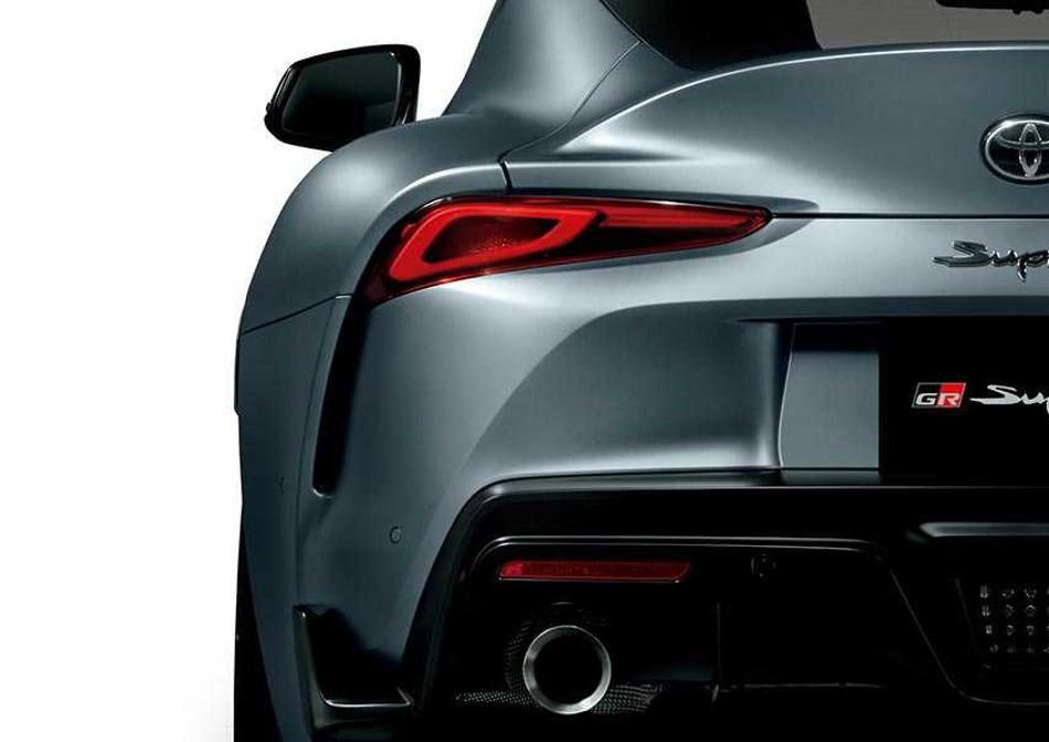 Toyota Supra Matte Storm Grey edición especial